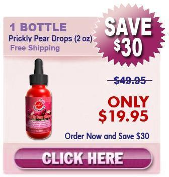 Buy Prickly Pear Drops 1 Bottle